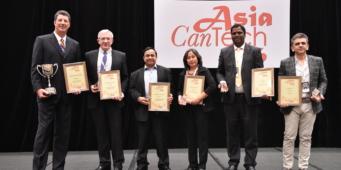 Celebrating success at Asia CanTech 2016
