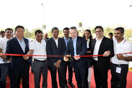 AkzoNobel inaugurates sixth powder coatings plant in India