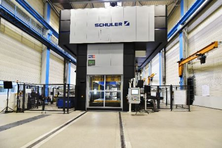 Growth in operating results for Schuler
