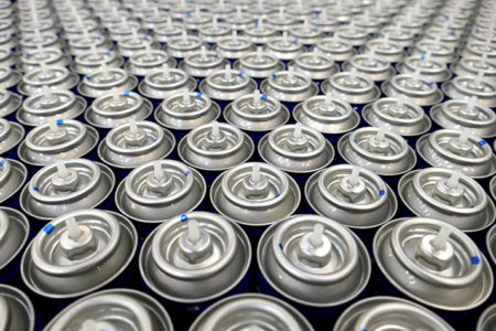 Metal aerosol cans global market trajectory