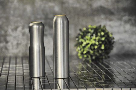 Moderate decline in production of aluminium aerosol cans despite pandemic