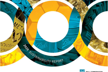 Ball publishes 2020 Sustainability Report