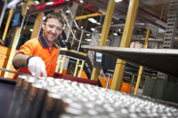 AMCOR BEV CAN AND GLASS BUSINESS TO SPLIT