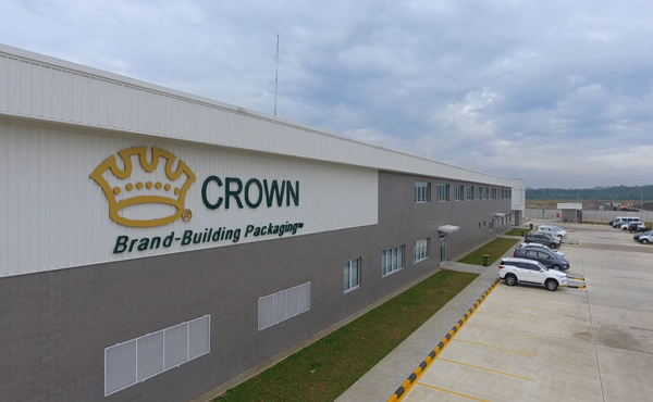 Crown expands in Asia Pacific