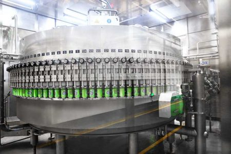 Carlsberg and KHS implement streamlined canning concepts in China