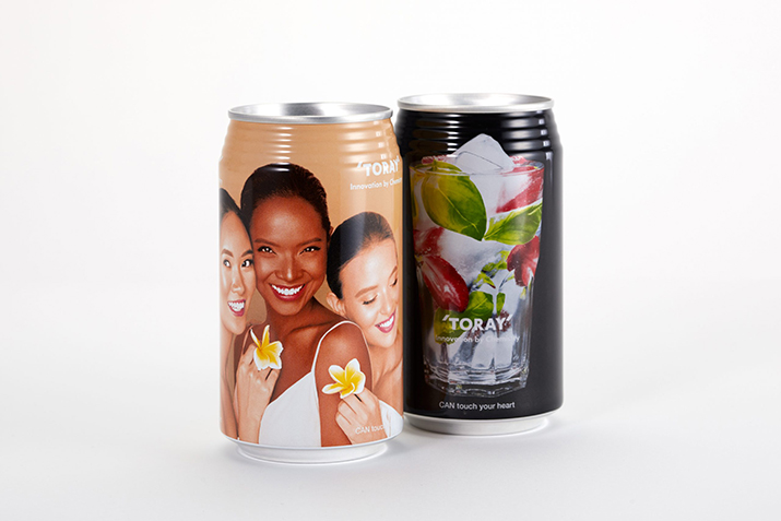 Toray announces Prixia dry offset printing plate for two-piece beverage can printing