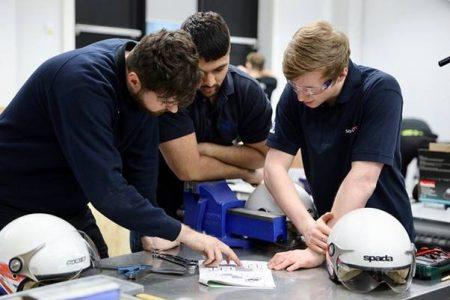CMB Apprentices represent the UK in World Skills Competition