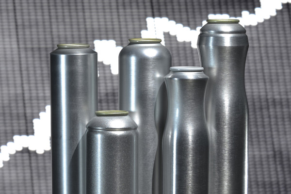 Aerosol can production remains stable