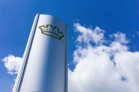 Crown announces new president