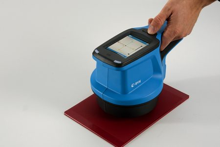 AkzoNobel and BYK-Gardner digitise surface texture for powder coatings