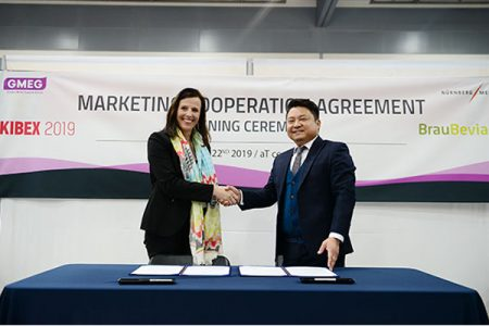 South Korean Kibex joins Beviale family