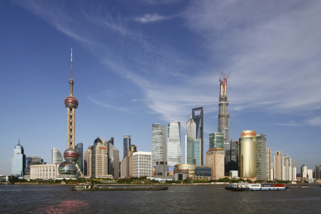 CMB expands in Shanghai