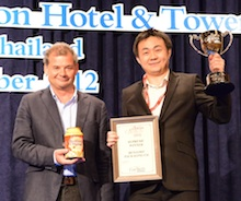 Asia CanTech 2012 Awards