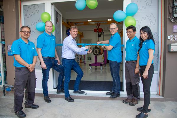 VMI opens latest service centre in Thailand